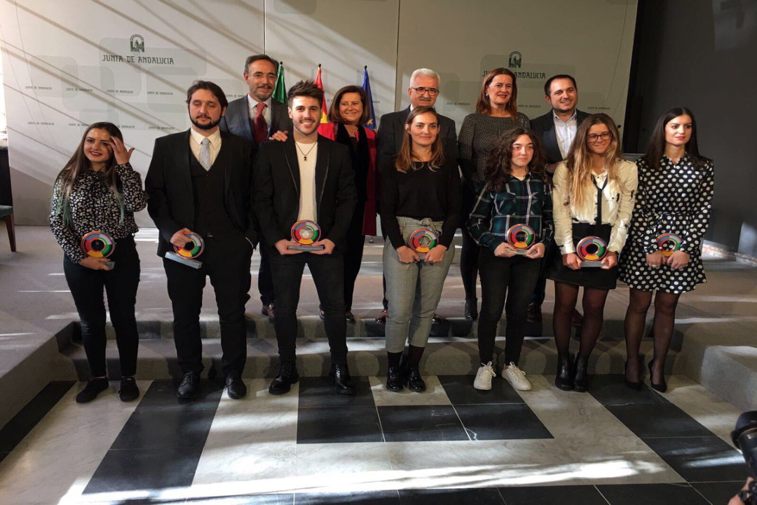DELIVER AWARDS ANDALUCIA YOUNG 2017