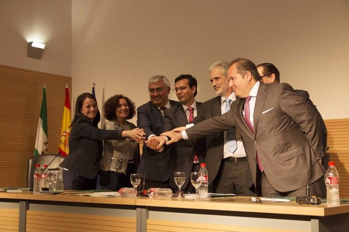 Andalusia Junta commitment renewal - UGR - Pfizer